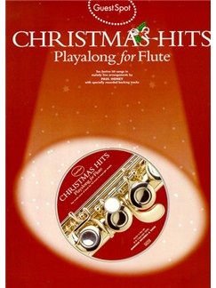 Guest Spot: Christmas Hits Playalong For Flute Books and CDs | Flute