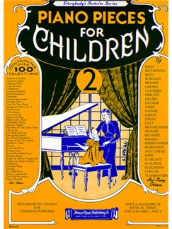 Piano Pieces For Children Volume 2 Books | Piano