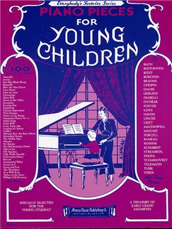 Piano Pieces For Young Children Books | Piano