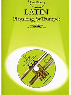 Guest Spot: Latin Playalong For Trumpet Books and CDs | Trumpet