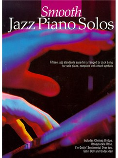 Smooth Jazz Piano Solos Books | Piano