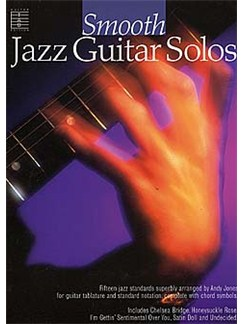 Smooth Jazz Guitar Solos Books | Guitar Tab, with chord symbols