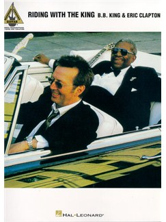 BB King & Eric Clapton: Riding With The King Livre | Tablature Guitare (Symboles d'Accords)