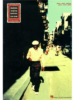 Buena Vista Social Club Books | Piano and Voice, with Guitar chord boxes