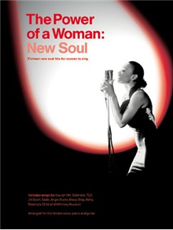 The Power Of A Woman: New Soul Books | Piano, Vocal & Guitar(with Chord Symbols)