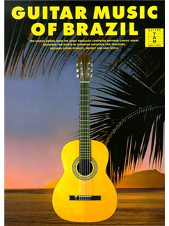 Guitar Music Of Brazil Books | Guitar Tab, with chord symbols