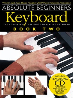 Absolute Beginners: Keyboard - Book Two Books and CDs | Keyboard