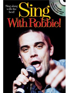 Sing With Robbie! Books and CDs | Melody line with lyrics and chord symbols