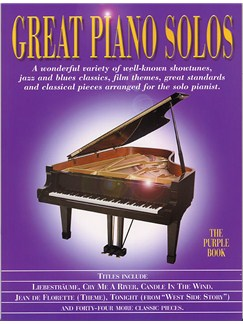 Great Piano Solos - The Purple Book (Revised Edition) Books | Piano