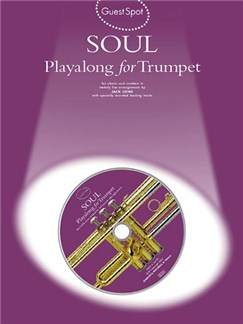 Guest Spot: Soul Playalong For Trumpet Books and CDs | Trumpet