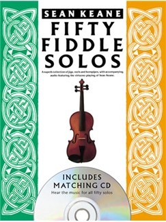Fifty Fiddle Solos Books and CDs | Violin