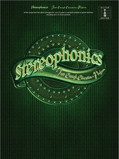 Stereophonics: Just Enough Education To Perform (Guitar Tab) Books | Guitar Tab, with chord symbols