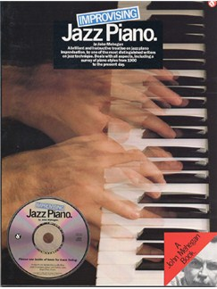 Mehegan: Improvising Jazz Piano Books and CDs | Piano