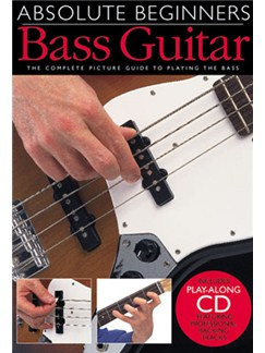 Absolute Beginners: Bass Guitar (Compact Edition) Books and CDs | Bass Guitar