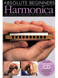 Absolute Beginners: Harmonica (Compact Edition) Books and CDs | Harmonica