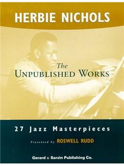 Herbie Nichols: The Unpublished Works Books | Mezzo-Soprano, Piano Accompaniment