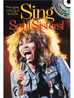 Sing Soul Sisters! Books and CDs | Melody line with lyrics and chord symbols