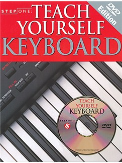 Step One: Teach Yourself Keyboard (DVD edition) Books and DVDs / Videos | Keyboard