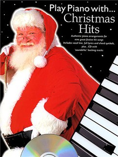 Play Piano With... Christmas Hits Books and CDs | Piano, Vocal & Guitar