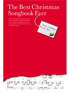The Best Christmas Songbook Ever (A5 Format) Books | Piano, Vocal & Guitar (with Chord Boxes)