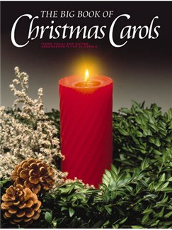The Big Book Of Christmas Carols Books | Piano and voice with guitar chord symbols