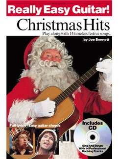Really Easy Guitar! Christmas Hits Books and CDs | Guitar