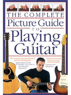 Complete Picture Guide to Playing Guitar (Small Format) Books | Guitar
