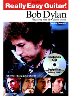 Really Easy Guitar! Bob Dylan Books and CDs | Guitar