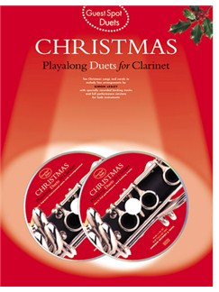 Guest Spot: Christmas Playalong Duets For Clarinet Books and CDs | Clarinet Duet