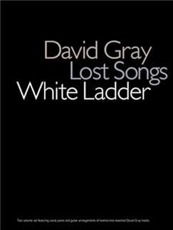David Gray: Lost Songs/White Ladder Slipcase Edition Bog | Klaver, sang og guitar(med grebsoversigt)