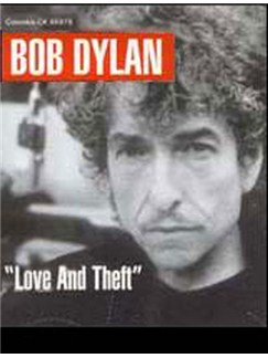 Bob Dylan: Love and Theft Books | Piano and Voice, with Guitar chord boxes