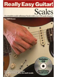 Really Easy Guitar! Scales Buch und CD | Gitarre