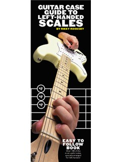 Guitar Case Guide To Left-Handed Scales Books | Guitar