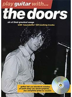 Play Guitar With... The Doors Books and CDs | Guitar Tab, with chord symbols