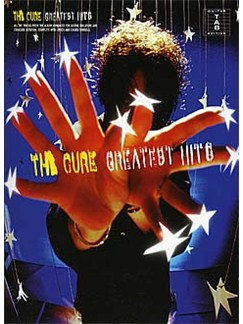 The Cure: Greatest Hits Books | Guitar Tab, with chord boxes