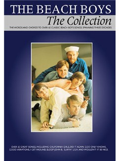 The Beach Boys: The Collection Books | Lyrics and Chord boxes