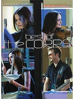 The Best Of The Corrs Books | Piano, Voice and Guitar Chord Symbols and Boxes.