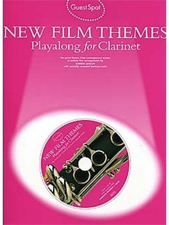 Guest Spot: New Film Themes Playalong For Clarinet Books and CDs | Clarinet