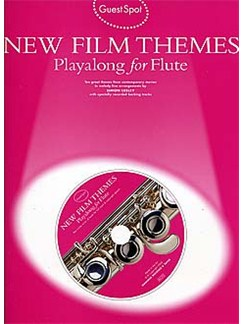 Guest Spot: New Film Themes Playalong For Flute Books and CDs | Flute