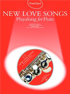 Guest Spot: New Love Songs Playalong For Flute Books and CDs | Flute