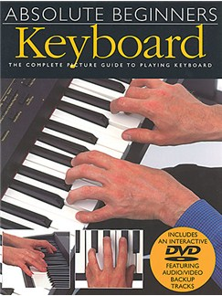 Absolute Beginners: Keyboard (Book/DVD) Books and DVDs / Videos | Keyboard
