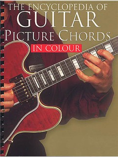 Encyclopedia Of Guitar Picture Chords In Colour Books | Guitar