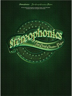 Stereophonics: Just Enough Education To Perform (PVG) Books | Piano and Voice, with Guitar chord boxes