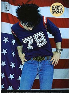 Ryan Adams: Gold Books | Guitar Tab, with chord boxes