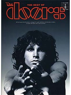 The Best Of The Doors Books | Guitar Tab, with chord symbols