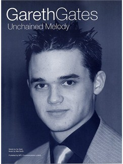 Gareth Gates: Unchained Melody Books | Piano and Voice, with Guitar chord boxes