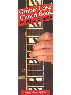 Guitar case chord book image