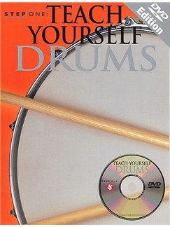 Step One: Teach Yourself Drums (DVD Edition) Bog og DVDs / Videos | Trommer