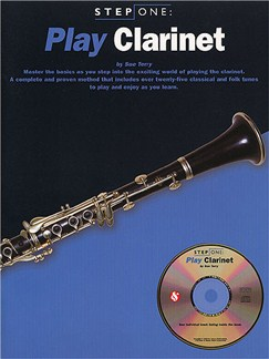 Step One: Play Clarinet Books and CDs | Clarinet