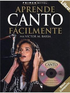 Primer Nivel: Aprende Canto Facilmente CD y Libro | Voz